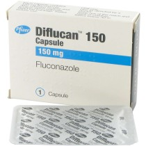 fluconazole for yeast infection dosage