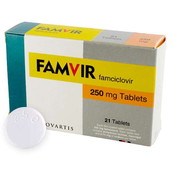 Famciclovir famvir side effects